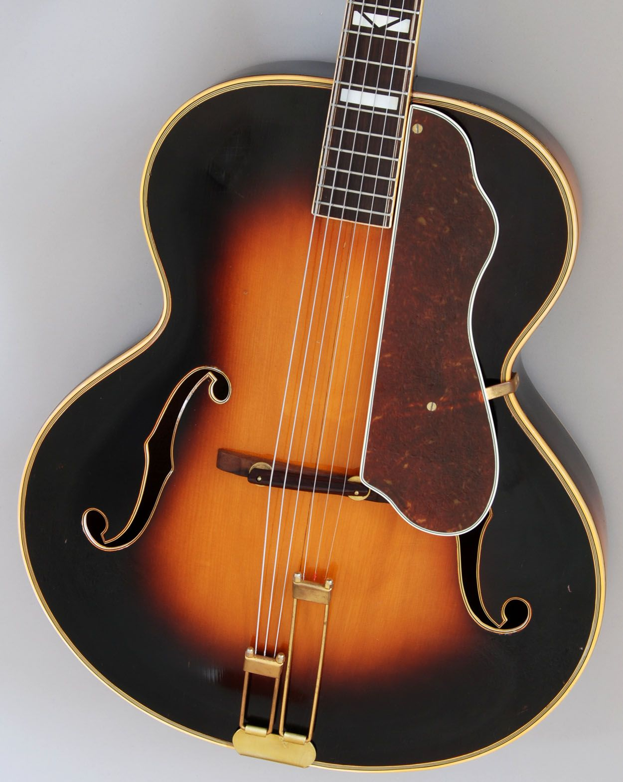 1946 Epiphone Emperor. I do want one of these for sure! | Guitar ...