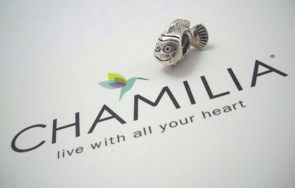 #Disney #CHAMILIA #Nemo #FindingNemo #FindingDory #Dory #Charm #Bead (DISO-10) $40MSRP #ChamiliaBead #ChamiliaCharm #CharmBracelet #Jewelry #Jewellery