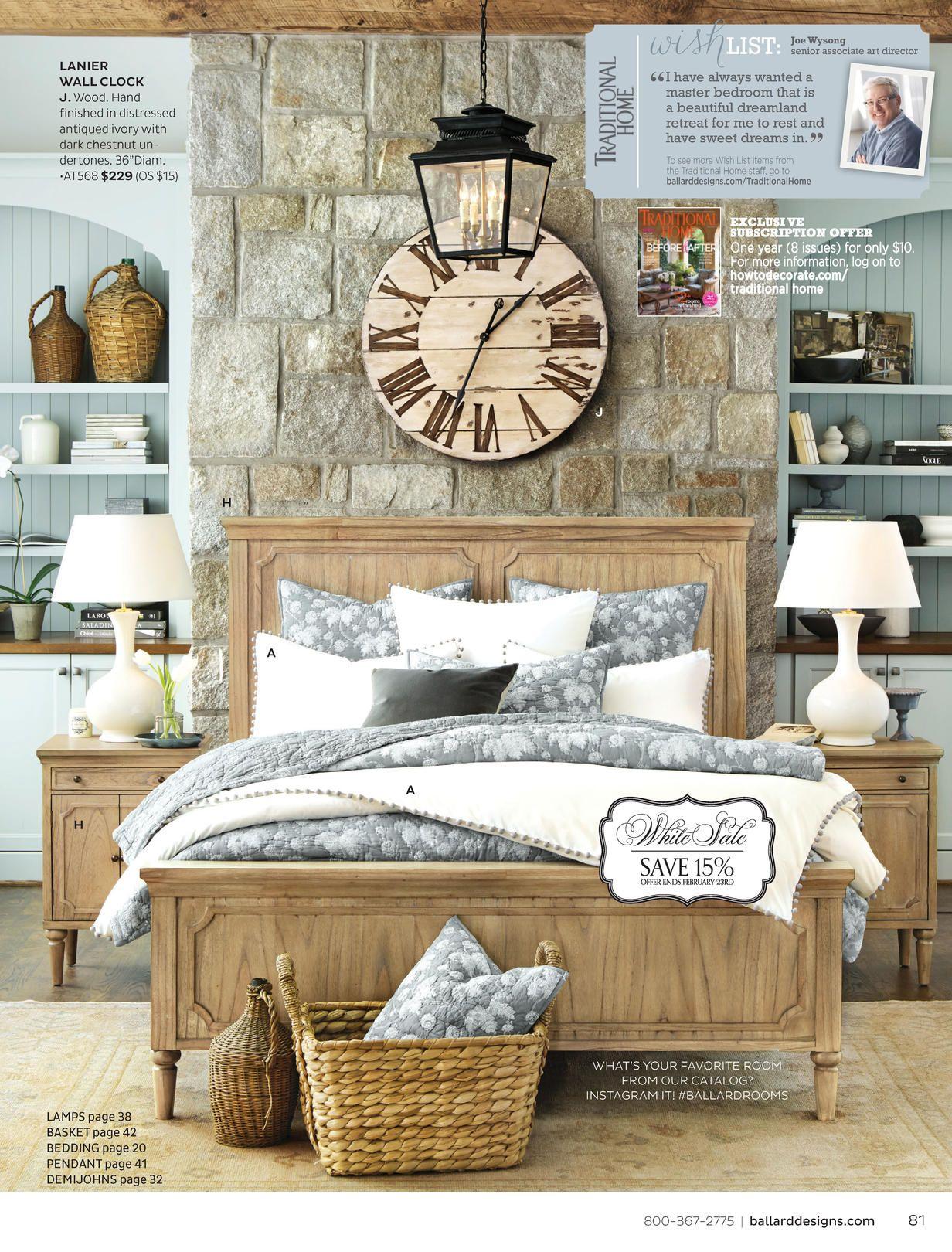 Ballard Designs Online Catalogs | Bedroom collections ...