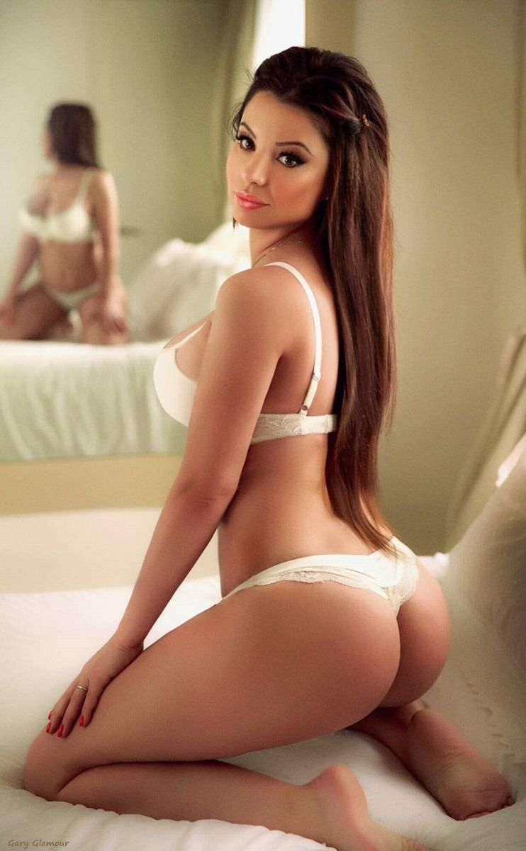 good girl white underwear