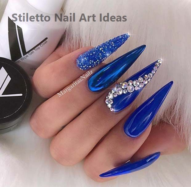 Photo of 23 chic blue nail designs you want to try … – Pretty Nails – NailiDeasTrends
