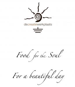food for the soul-de basis sessie met een rawfood maaltijd