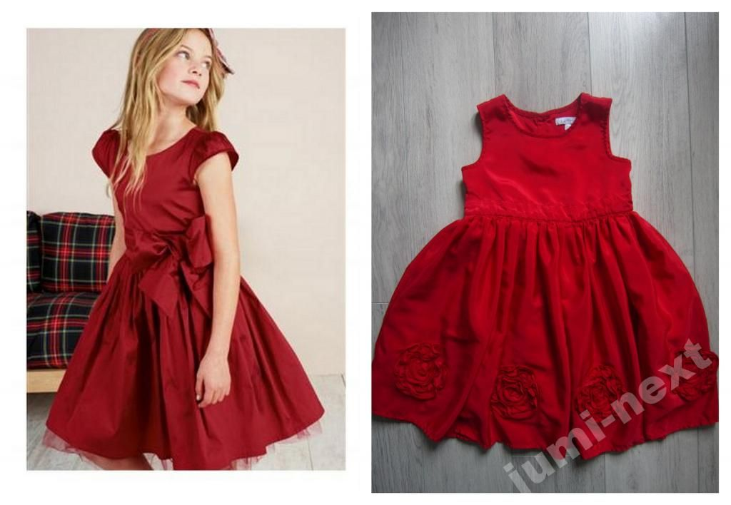 Sliczna Czerwona Sukienka Kwiaty 3d Pasek Tiul 3 4 4211958927 Oficjalne Archiwum Allegro Fashion Dresses Sleeveless Dress
