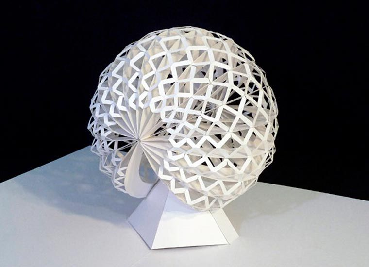 PopUp Paper Sculptures The Beautiful Paper Creations Of Peter - Artist creates amazing paper sculptures ever seen