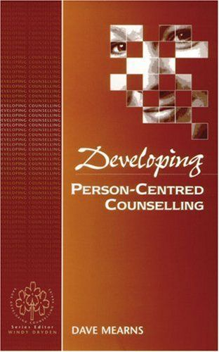 Developing Person-Centred Counselling (Developing Counselling series) by Dave Mearns http://www.amazon.co.uk/dp/0803989822/ref=cm_sw_r_pi_dp_zyJ-vb0GF53WK