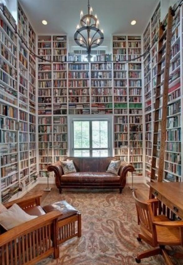 My own personal library - someday