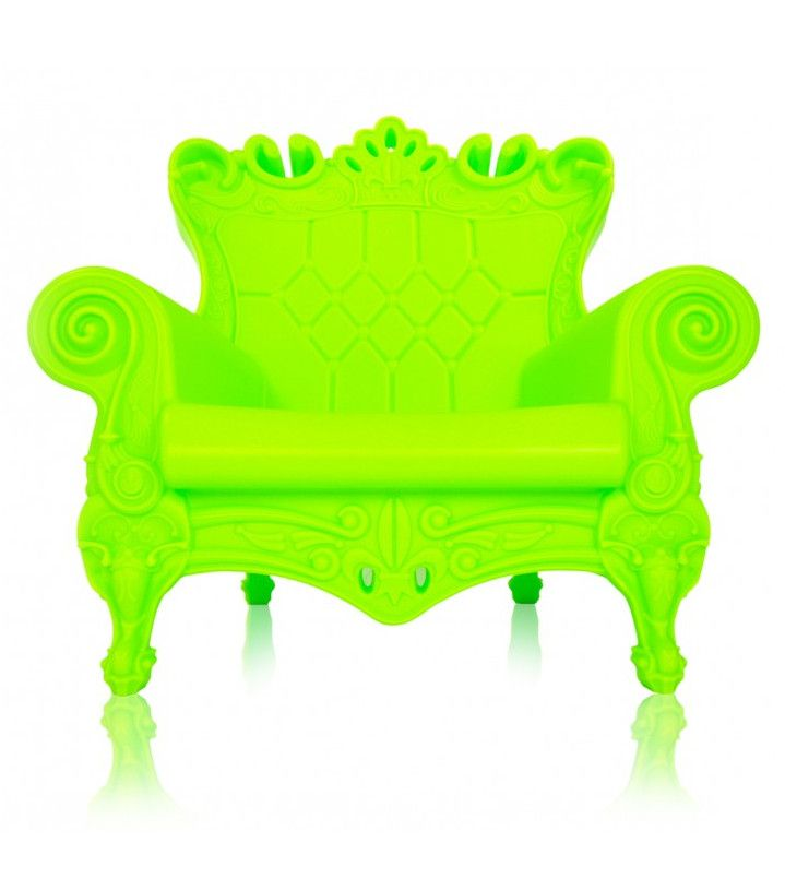 Queen of Love Chair Pure Green Outdoor Furniture