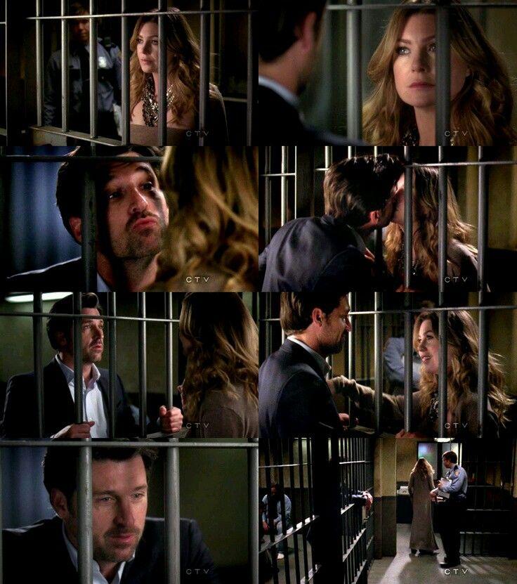Derek In Jail Greys Anatomy Greys Anatomy Greys Anatomy Derek