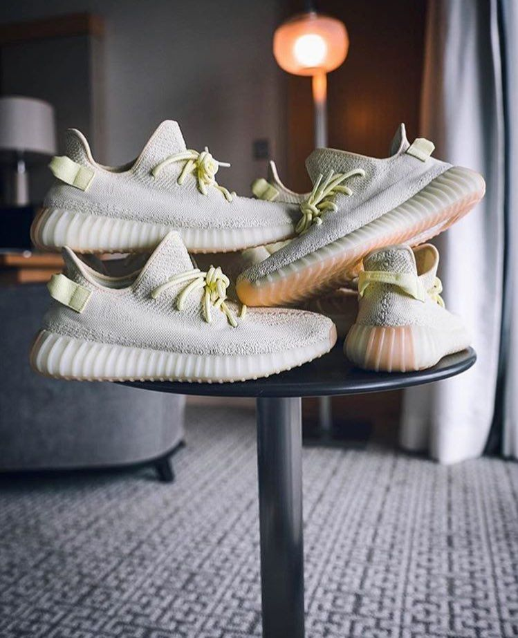 "c8c9133046db9 The adidas Yeezy Boost 350 v2 ""Butter"" Releases In June 2018 for ..."