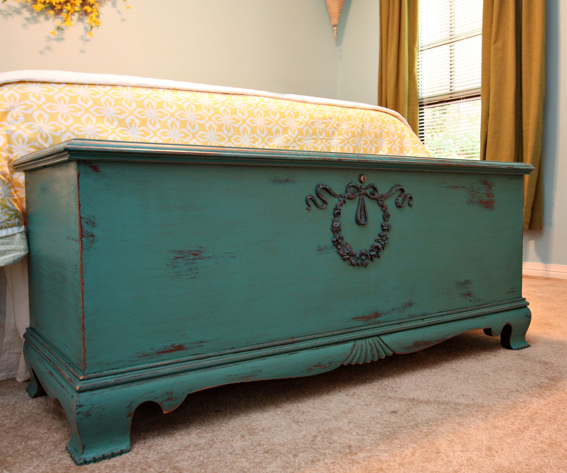 patina featuring general terrys scd green category buffet erin furniture ideas tweaked tiques color finishes paint milk turquoise design