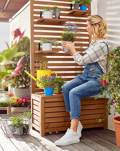 Moje Oaza V Zeleni Zahradni Nabytek V Tchibo Indoor Pflanzen