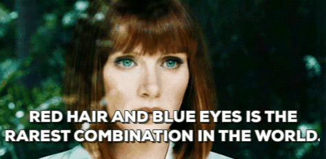 6 Reasons Redheads Are Cooler Than You Thought Red Hair Blue Eyes Blue Eye Quotes Red Hair Quotes