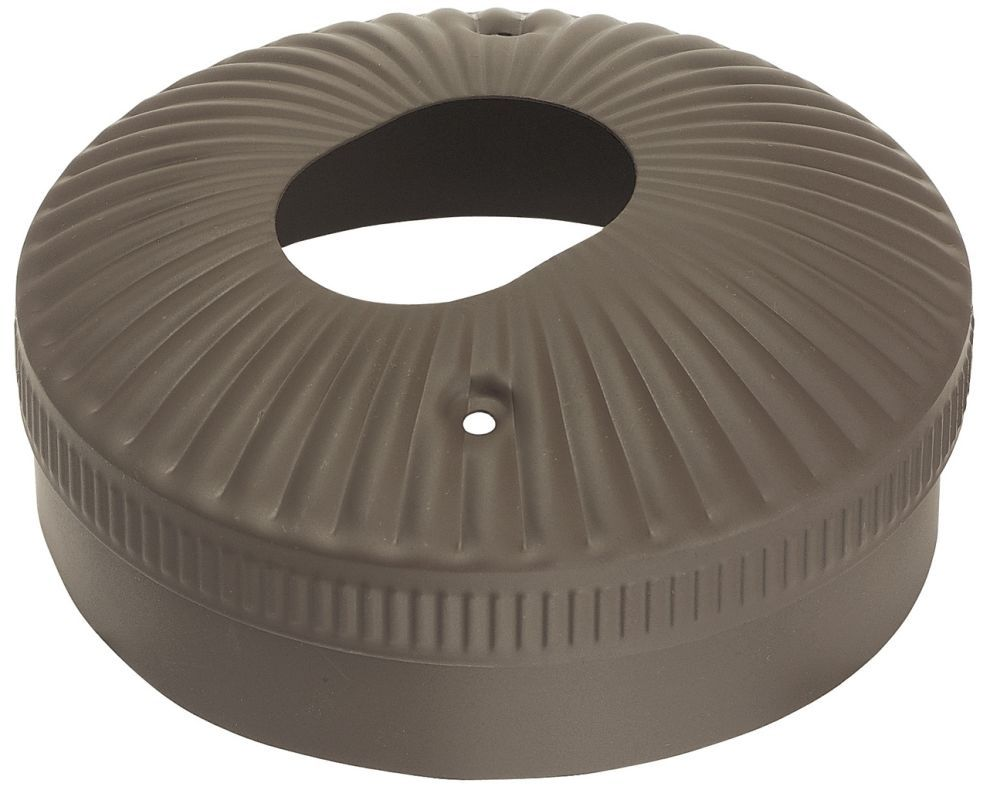 Hunter 22170 Sloped Ceiling Adapter For Fans Chestnut Brown Fan Accessories