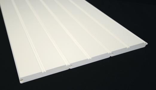 Home Improvement Pvc Beadboard The New ¾ Inch Tongue And Groove From Kleer Replicates Wooden In Thickness With Reduced Thermal