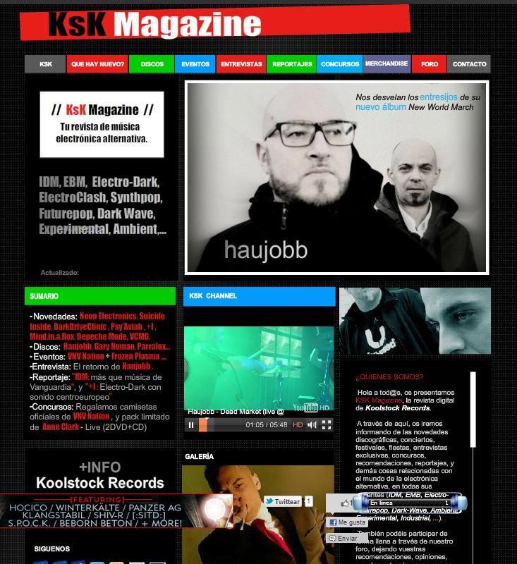 KSK Magazine Blog