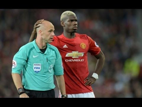 Paul Pogba Manchester United Vs Southampton Highlight Week 2 Bpl 16 17 Manchester United Manchester United Football Club Pogba Manchester