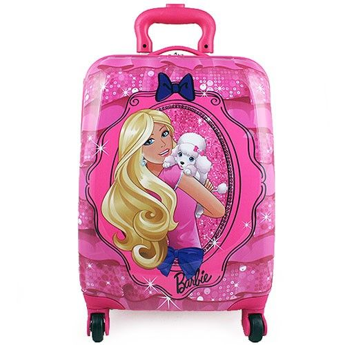 204b2c0223a4 Barbie Hardshell Rolling Luggage Case [Puppy] | 30331725 | $59.99 ...