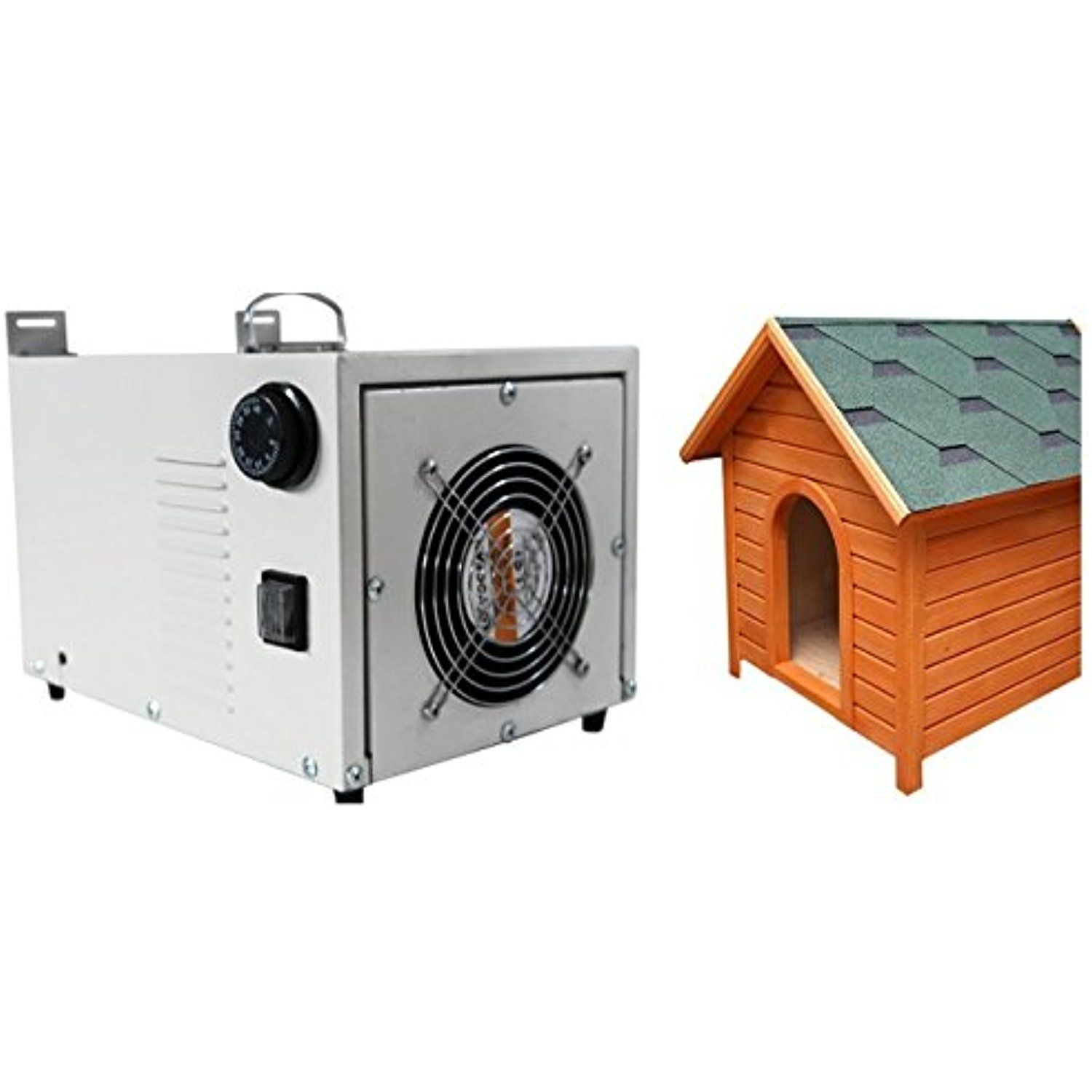 Hounditioner Dog House Air Conditioner You Can Get Additional