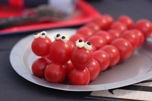 Tomaattimadot halloween-juhliin, resepti – Ruoka.fi