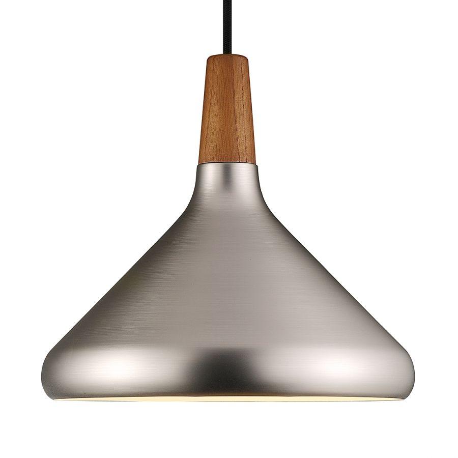 Pendelleuchte Float 27 | Lampen | Pinterest | Metall, Silber und ...