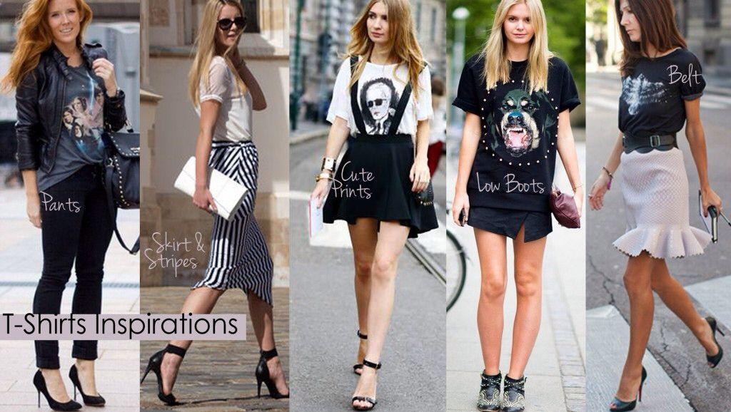 T-shirt inspirations