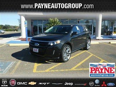 Payne Auto Group >> 2014 Ford Edge Sport At Payne Auto Group Rio Grande Valley
