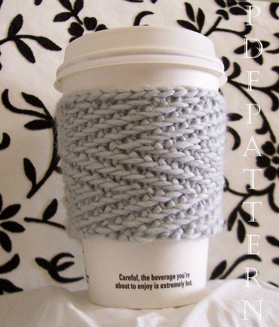 Herringbone Cuddler Pdf Knitting Pattern Projects Pinterest