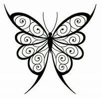 Image Result For Chocolate Butterfly Template Printable Tracing