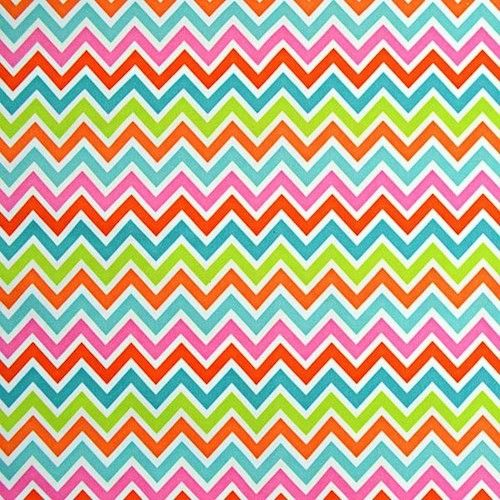 Babyville Boutique PUL Chevron   Babyville Boutique PUL waterproof fabric comes in a range of trendy prints and matching solid colours to make fashionable reusable nappies.