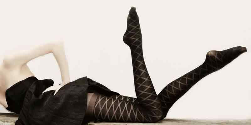 The end of uncomfortable tights can be found @ Wade & Belle without compromising style