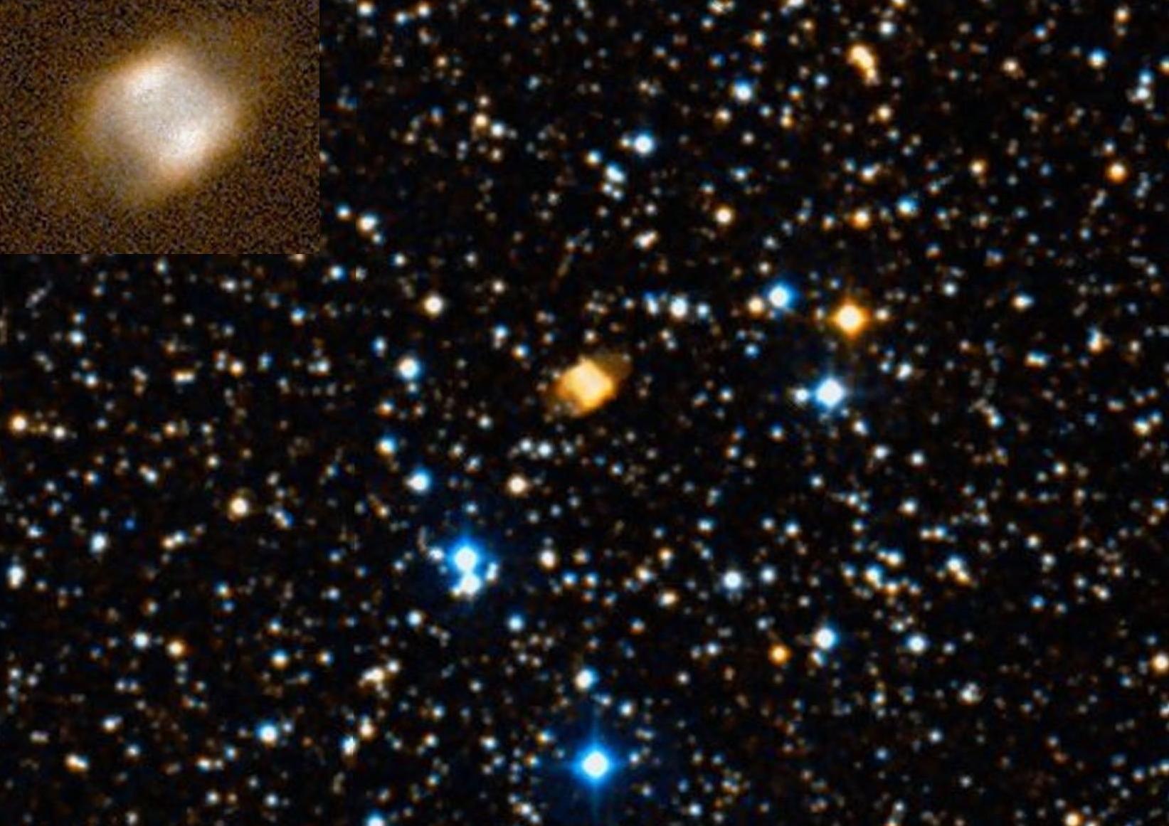 Nebulosa He 1-6 (PK 065-5.1). Es una nebulosa planetaria en la constelación Vulpecula.