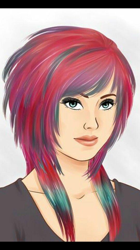 Gallery For Scene Fringe Hairstyles Guy Jpg 543 821 Emo Hairstyles For Guys Hair Styles Scene Hair