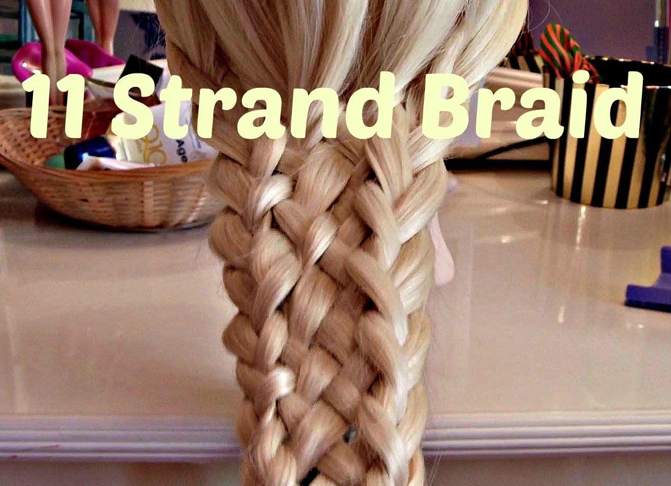Cute braided hairstyles for long hair strand braid crix hair