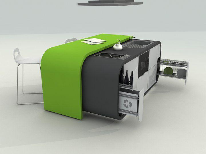 Lack Kitchen Space3 Kitchens (MINI) Pinterest Tiny houses
