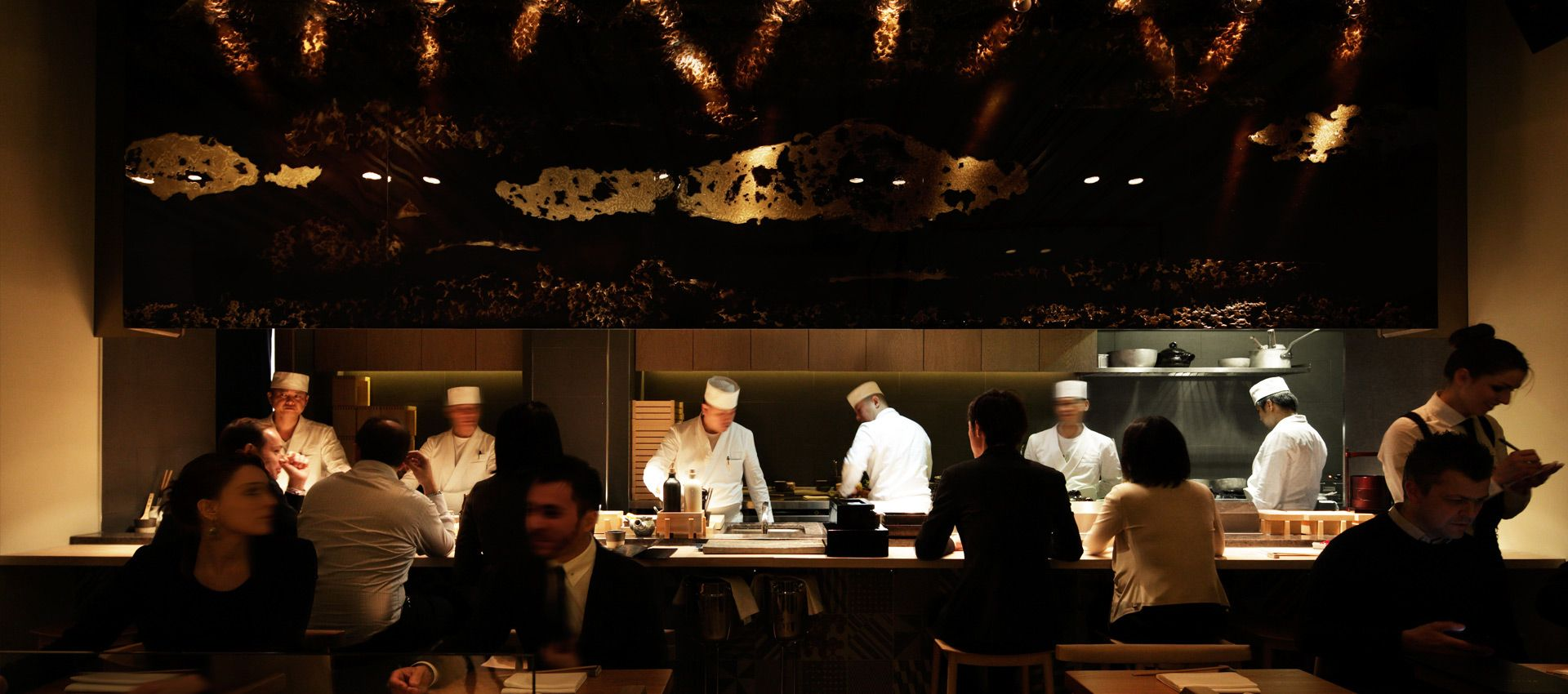 ENGAWA: this high-end Japanese restaurant in Ham Yard specialises in ...