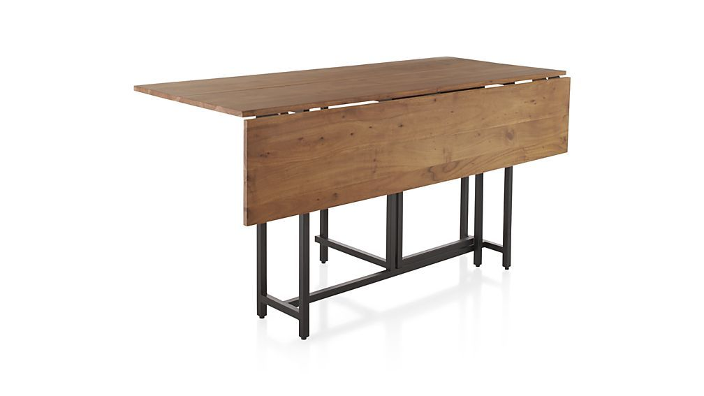 Origami Drop Leaf Rectangular Dining Table | Häuschen