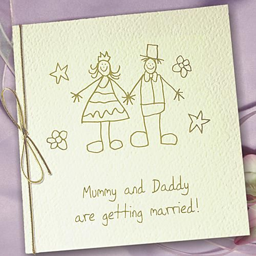Mummy Daddy Wedding Invitation From CelebrationsPlus