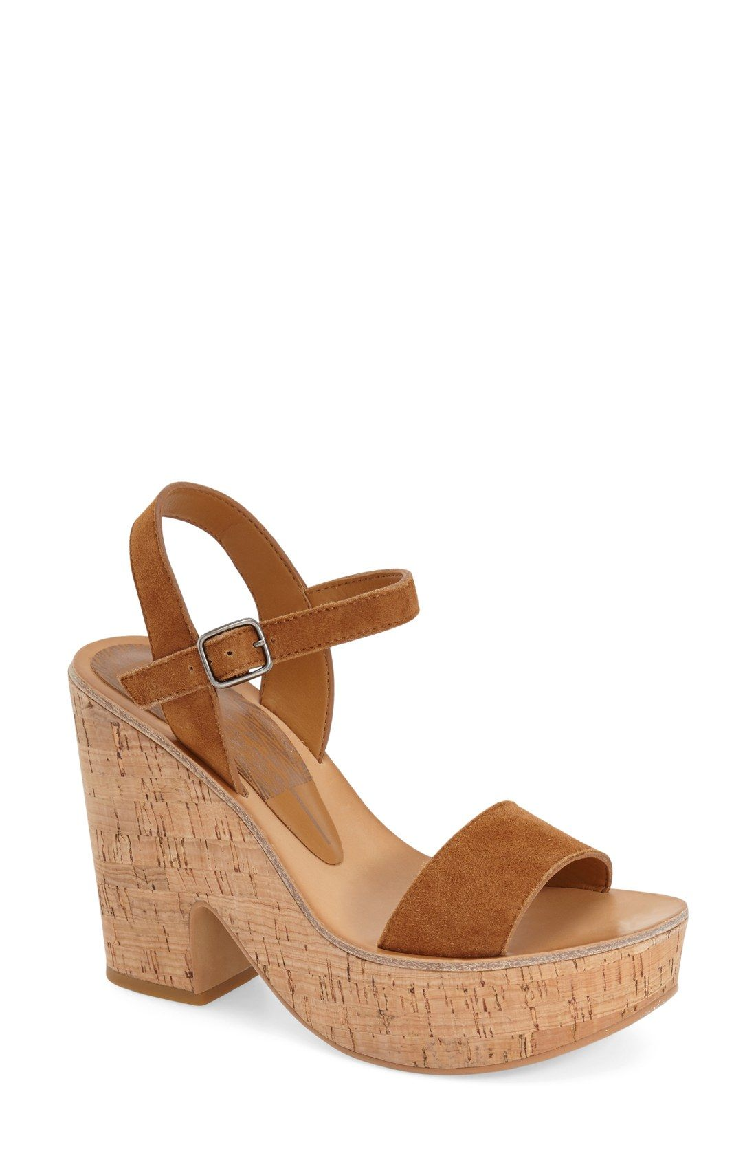 0da534f0070 Dolce Vita  Randi  Platform Sandal (Women)