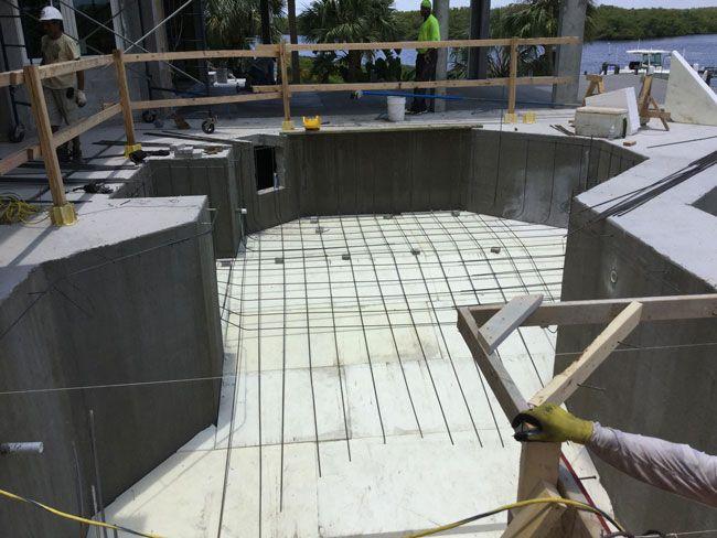 Geofoam For Swimming Pool Construction Eps Styrofoam Blocks Sheets Panels Insulations