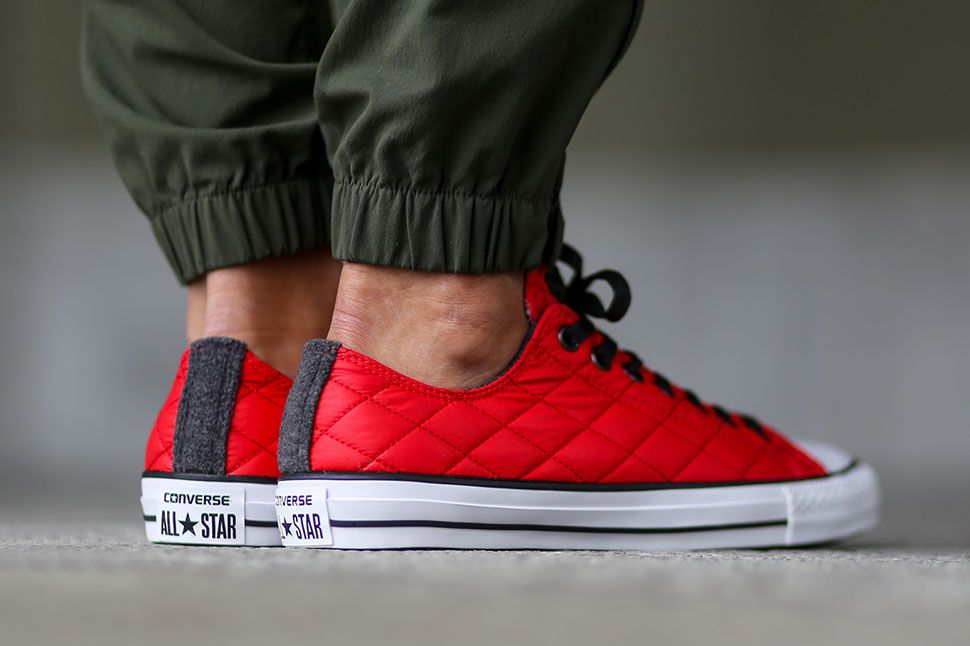 converse chuck taylor all star quilted pack
