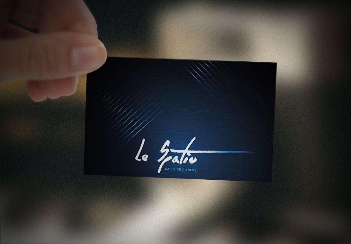 Carte De Visite Spatio N2