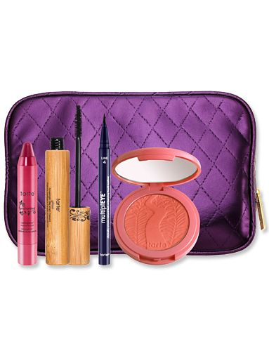 Green Beauty Products We Love:  #Tarte Down to Earth Kit. #EarthDay http://news.instyle.com/photo-gallery/?postgallery=109295