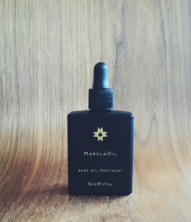 Marula Rare Oil im Test annabelle HAIR in 2018 Hair