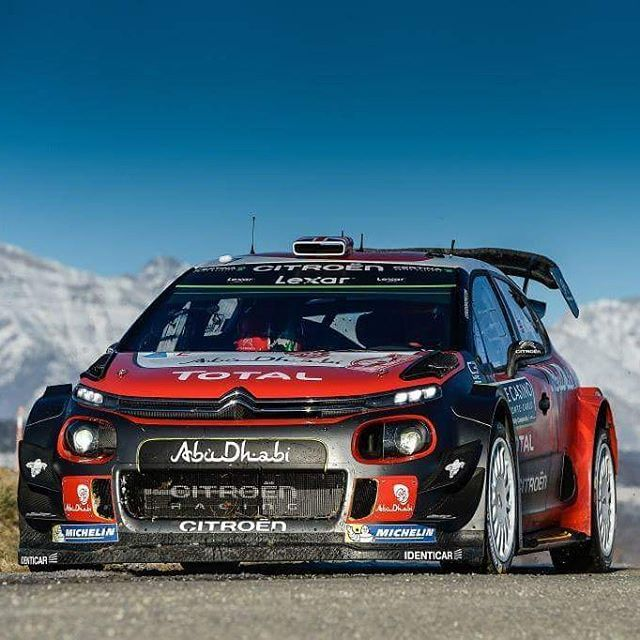 2017 WRC Cars look nuts!