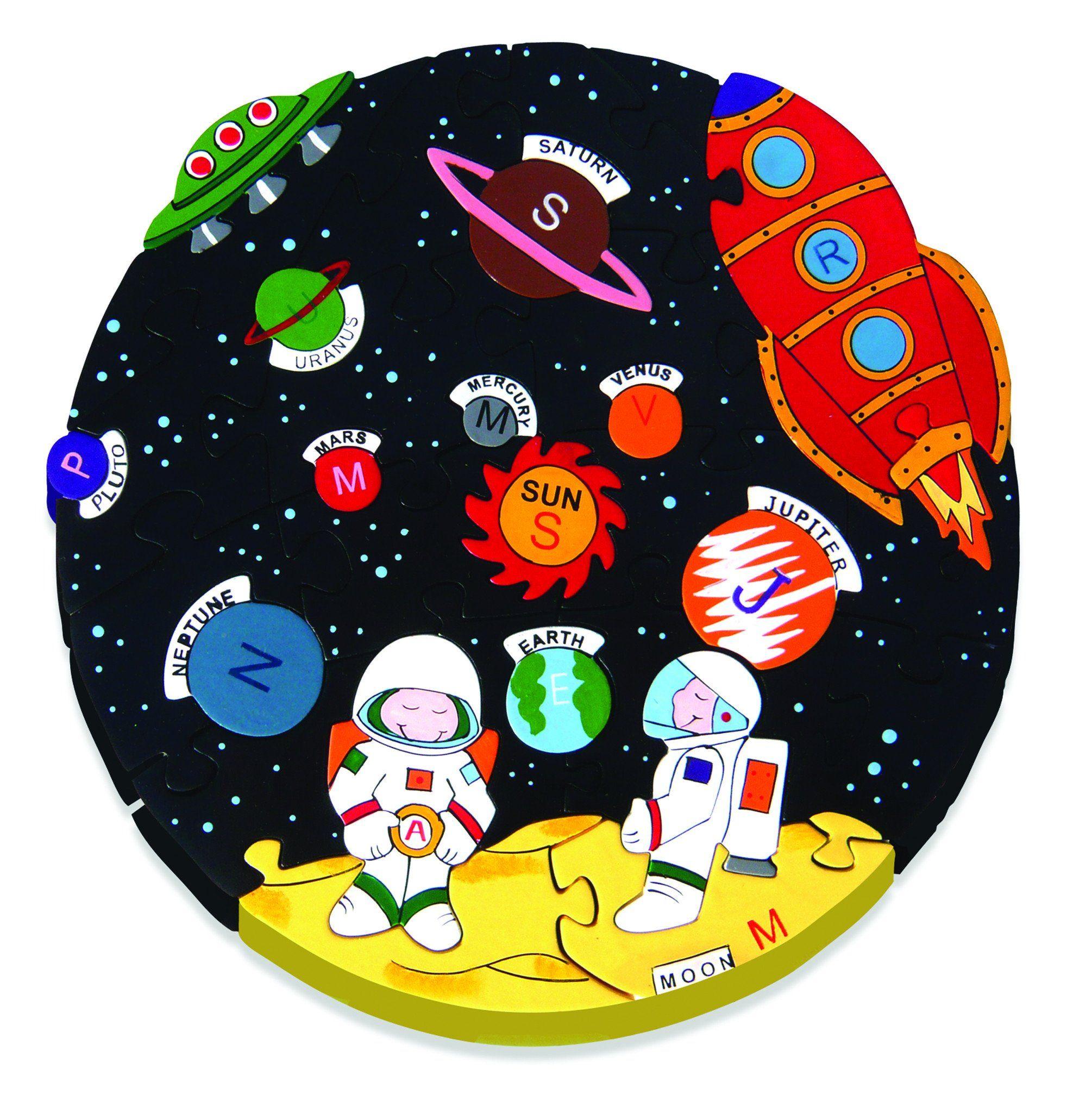 Solar System Jigsaw Puzzle Avec Images