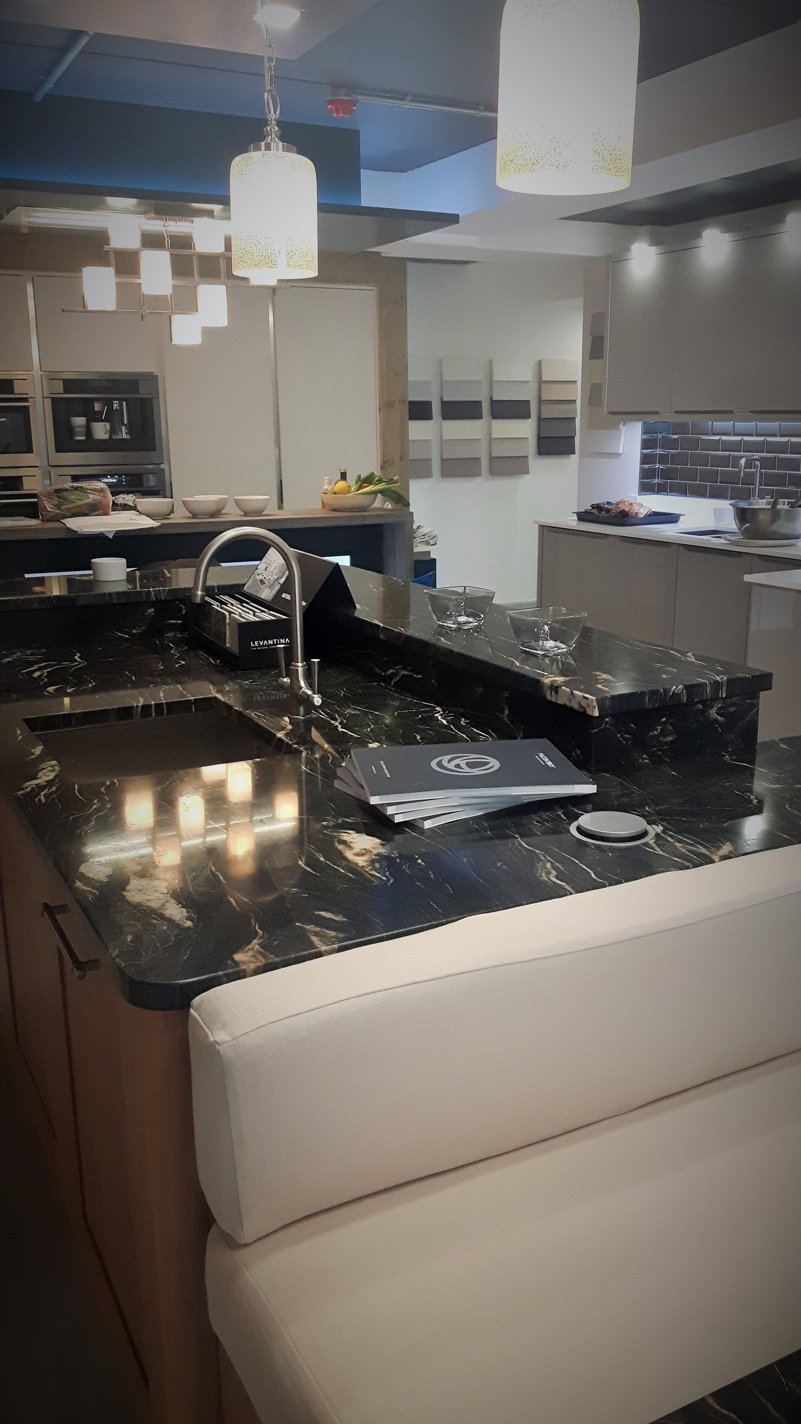 Belvedere Granite Made And Fitted By Our Team. Kitchen WorktopsGranite