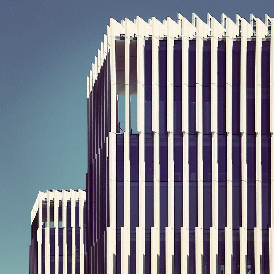 Twin peaks : Sebastian Weiss | EDP Headquarter, Lisbon Portugal : Aires Mateus Architects