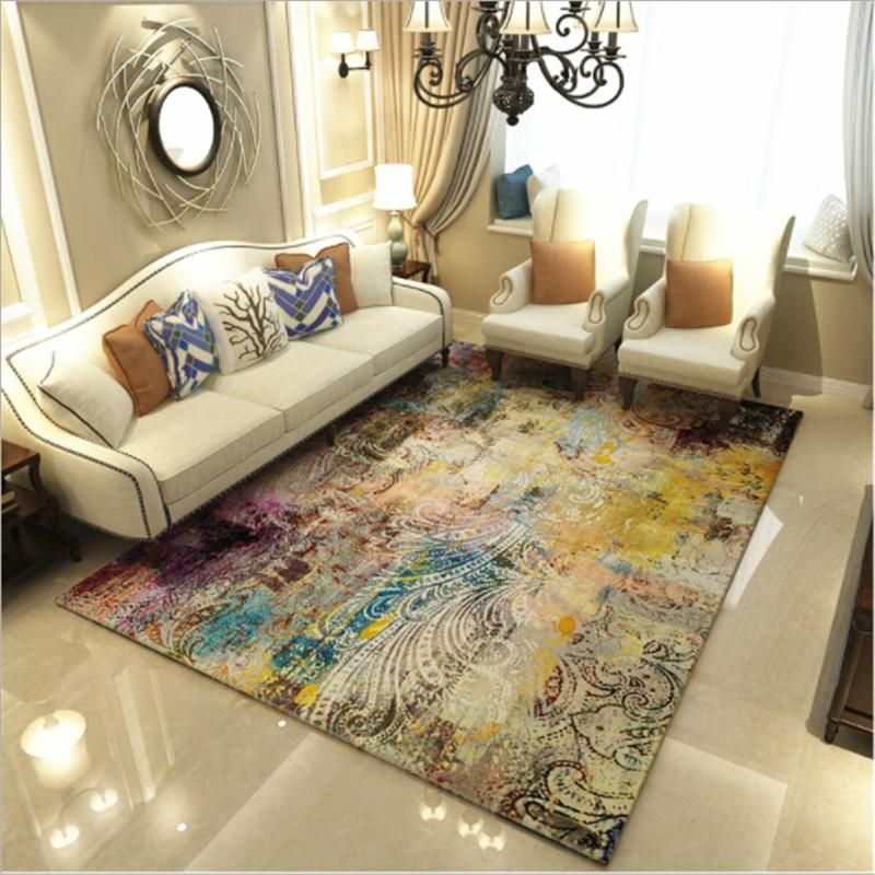 Creative Large Carpets With Images Living Room Carpet Round