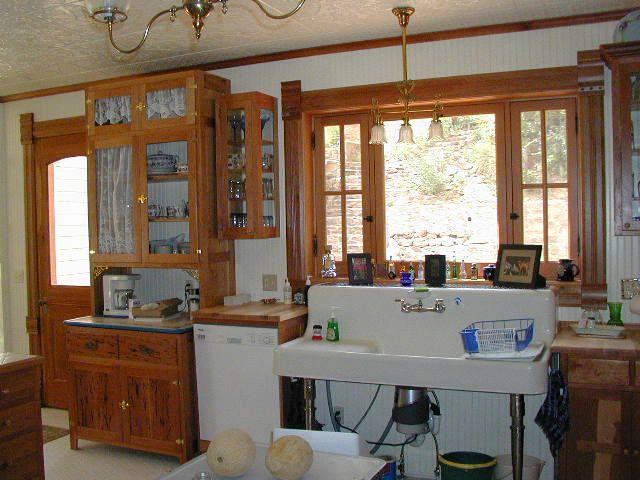 images of 1900 kitchen sinks 1900 kitchen   p6180025 jpg  68694 bytes    kitchens   pinterest      rh   pinterest com