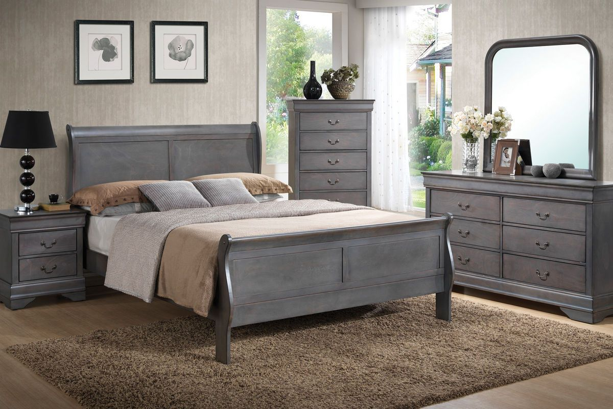 sulton queen bedroom set with free nightstand from gardner white